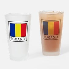 Unique Brasov Drinking Glass