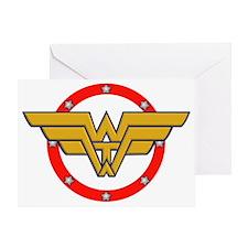 WTAWWTeeNoBackground Greeting Card