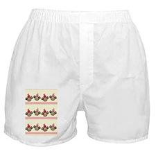 CUTEPEACENOOK Boxer Shorts