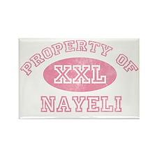 Property-of-Nayeli Rectangle Magnet