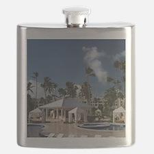 Dominican Republic, Punta Cana Region, Bavar Flask