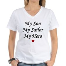 My Son Sailor Hero Navy Shirt