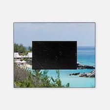 Bermuda. East Whale Bay beach at Fai Picture Frame