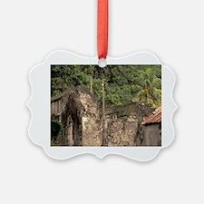 Martinique; Anse Ceron Habitation Ornament