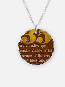 ThirtyFive Necklace