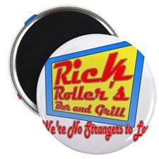 Rick Rollers Bar and Grill Magnet