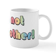 not mother big trans Mug