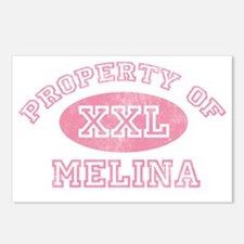 Property-of-Melina Postcards (Package of 8)