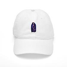 Contemporary Guadalupe - Navy Baseball Cap