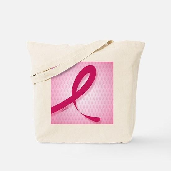 18x13_BCRibbon01_BG02b Tote Bag
