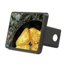 Hash browns cooking on cam Hitch Cover