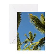 Dominican Republic, Bayahibe, Viva W Greeting Card