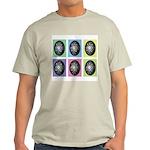 Pop Art Pysanka Light T-Shirt