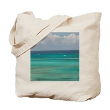 Cable Beach: Beach View from Radisson Cab Tote Bag