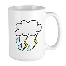Storm Cloud Mugs