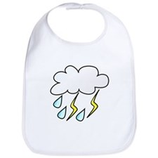 Storm Cloud Bib