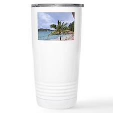 Peter Island British Virgin Isl Travel Mug