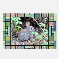 Rabbit4 Postcards (Package of 8)