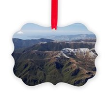 Boulder Lake and Clark Peak (righ Ornament