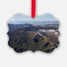Boulder Lake and Clark Peak (righ Ornament