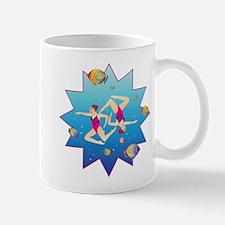 Synchronized swimming Small Small Mug