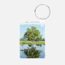 Tree4 Keychains