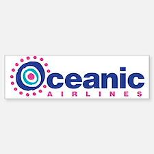 Oceanic Airlines Bumper Bumper Sticker