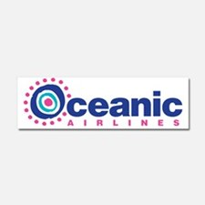 Oceanic Airlines Car Magnet 10 x 3