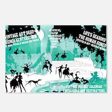 1 A CVR VALDES LifesSeaso Postcards (Package of 8)