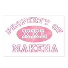 Property-of-Makena Postcards (Package of 8)