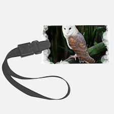 Owl2 Luggage Tag