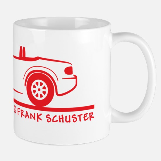 99_05_Mazda_MX5_Miata_red Mug