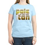 Pale is the New Tan Women's Light T-Shirt