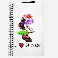 Little Girls love shoes too Journal