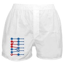 The Many Moods of a Neuron Boxer Shorts