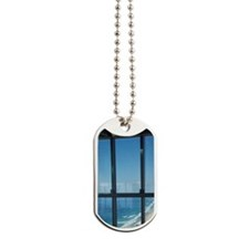 View From Q1 SkyscraperGold Coast, Surfer Dog Tags