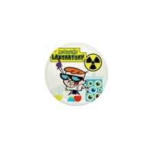 DEXTERSLABORATORYONE Mini Button