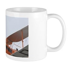 De Havilland DH 83 Fox Moth Biplanes Ov Mug
