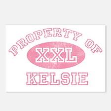 Property-of-Kelsie Postcards (Package of 8)