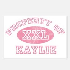 Property-of-Kaylie Postcards (Package of 8)