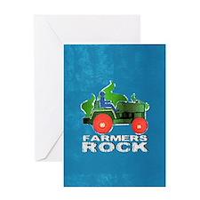 kindleFarmersRock Greeting Card