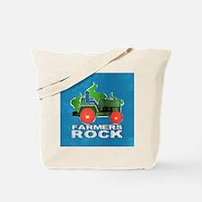 ipadFarmersRock Tote Bag