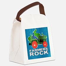mensWalletFarmersRock Canvas Lunch Bag