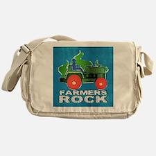 squareFarmersRock Messenger Bag