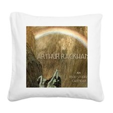 rackhamcovernodate Square Canvas Pillow