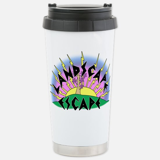 landscapeescape Stainless Steel Travel Mug