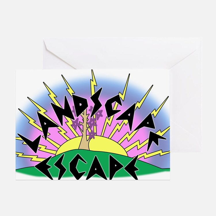 landscapeescape Greeting Card