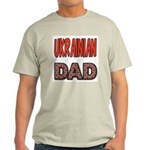 Ukr. Dad Red Light T-Shirt