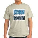 Ukr. Mom Blue Light T-Shirt
