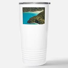 Mosquito Bay (bottom right) and Travel Mug